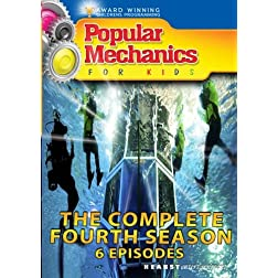 Popular Mechanics For Kids - The Complete Fourth Season (Amazon.com Exclusive)