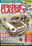 Practical Classics, April 2012: Rover P6, Humber Hawk, Renault Fregate, Standard Vanguard Vignale, Volvo Amazon