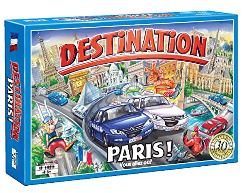 Destination Board Games - Go, para 6 jugadores (She Who Dares SUFFOLK) (importado de Inglaterra)