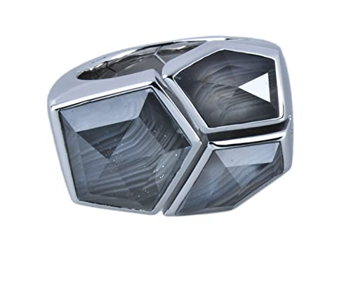 Joop JPRG90443B510 Sterling Silver 925 Ring