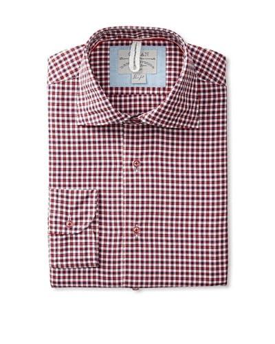Orian Men's Checked Slim Fit Sportshirt