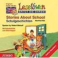 Lesel�wen spitzt die Ohren. Stories about school. CD