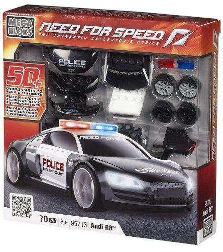 MEGA Bloks 95713 - Need for Speed Audi R8