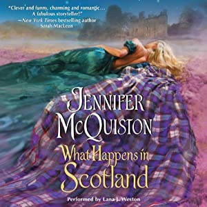 What Happens in Scotland Audiobook