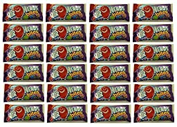 Airheads Bites Berry: 24 Bags of 2 Oz