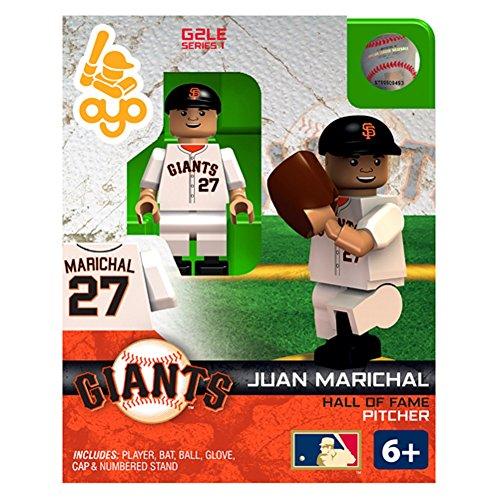 Juan Marichal MLB San Francisco Giants G2S1 Hall of Fame Mini Figure OYO