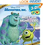 Meet the Monsters (Disney/Pixar Monst...