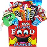 All-Time Favorites Snack Attack Gift Basket with Plush M & M