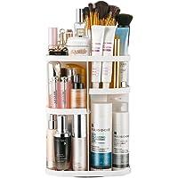 Jerrybox Makeup Adjustable Multi-Function Cosmetic Storage Box
