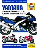 Haynes Manual for Yamaha YZF750R and YZF1000R Thunderace (93 - 00) Including an AA Microfibre Magic Mitt