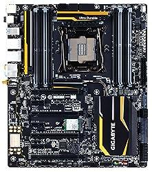 Gigabyte GA-X99-UD5 WIFI LGA2011-v3 - Intel X99/ DDR4/ 4-Way CrossFireX & SLI/ M.2&SATA Express/ WiFi/ EATX Motherboard for DDR4 2800(O.C.) / 2666(O.C.) / 2400(O.C.) / 2133 MHz memory