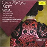 Bizet: Carmen - Highlights (Virtuoso series)