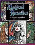 img - for Magical Beauties: A Captivating Coloring Book book / textbook / text book