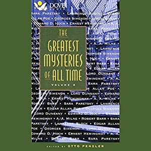 The Greatest Mysteries of All Time, Volume 4 Audiobook