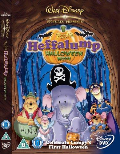 Winnie The Pooh - Pooh's Heffalump Halloween [DVD]