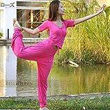 ベリーダンス衣装 2点セット チョリ ワイドパンツ オーロラアラジンパンツ 練習用 9色 ブラック 【1点】