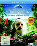 Weltnaturerbe 3D - Mittelamerika (Limited Edition mit Costa Rica / Kolumbien & Panama) (3 Disc Set) [3D Blu-ray]