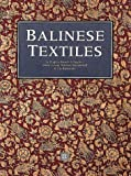 img - for Balinese Textiles book / textbook / text book