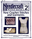 img - for Needlecraft Practical Journal #61 c.1907 - Tunisian Crochet Stitches & Patterns book / textbook / text book