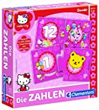 Toy - Clementoni 69805 - Hello Kitty - Die Zahlen