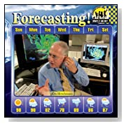 Forecasting! (Checkerboard Science Library: What's It Like Out?)