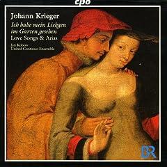 Krieger, J.: Neue Musicalische Ergetzligkeit / Plectrum Musicum (Love Songs and Arias)