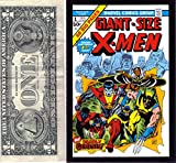 MARVEL GIANT SIZE X-MEN #1 GIVEAWAY PROMO MINI VARIANT NEW Deadly Genesis!