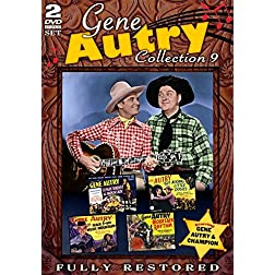 Gene Autry Movie Collection 9