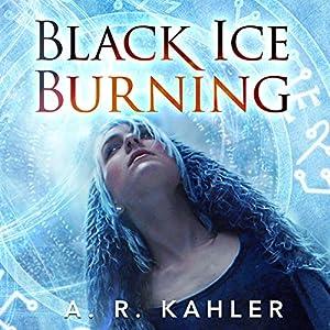 Black Ice Burning Audiobook