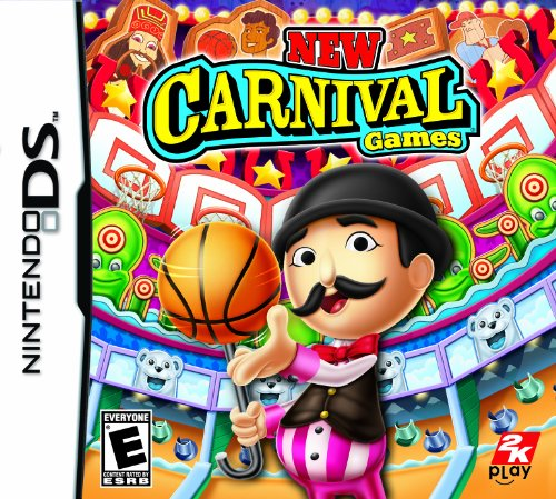 New Carnival Games - Nintendo DS - 1