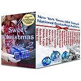 Sweet Christmas Kisses 2: Nineteen Heartwarming Holiday Romances (English Edition)
