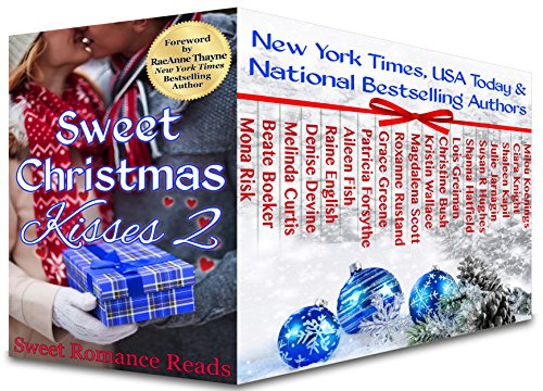 Believe or not, it's coming… So why not 19 heartwarming and wholesome novellas to welcome in the holiday season?  Sweet Christmas Kisses 2 by bestselling romance authors