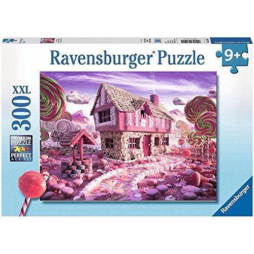 Ravensburger Candy Cottage Puzzle (300 Piece)