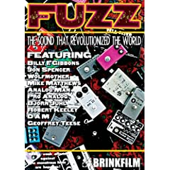 FUZZ the sound that revolutionized the world DVD