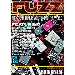 FUZZ the sound that revolutionized the world DVD