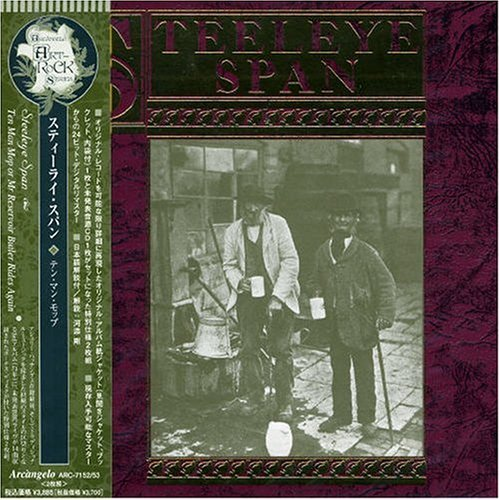 Steeleye Span - Ten Man Mop - Zortam Music
