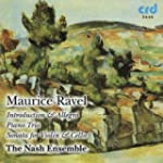 Ravel: Introduction and Allegro, Sona...