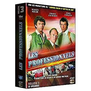 Les Professionnels - Coffret 3