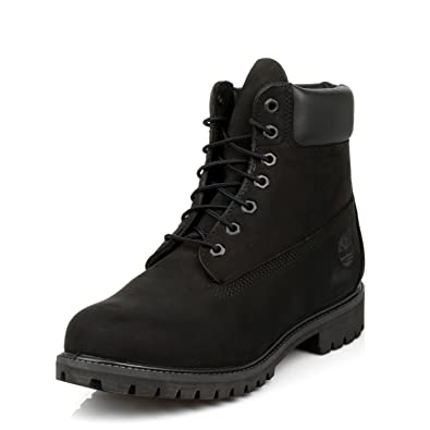 mens black 6 inch timberland boots