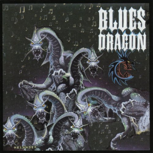 Blues Dragon