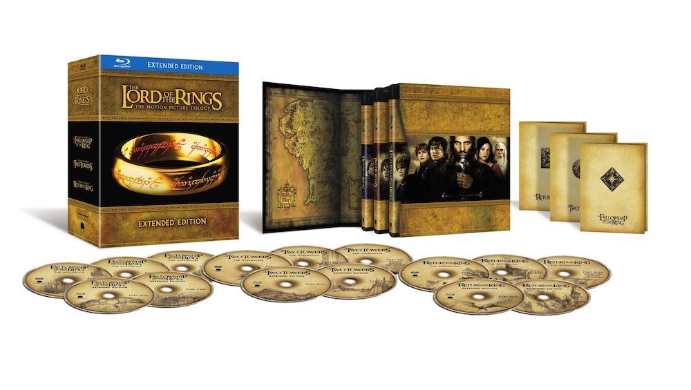 Amazon Goldbox Deal - The Lord of the Rings Extended Edition