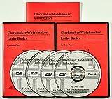 Clockmaker Watchmaker Lathe Basics