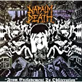 From Enslavementby Napalm Death