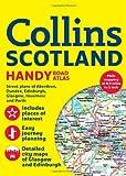 Collins Scotland Handy Road Atlas: Street Plans of Aberdeen, Dundee, Edinburgh, Glasgow, Inverness and Perth