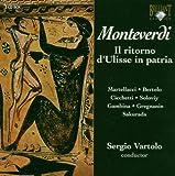 モンテヴェルディ:歌劇「ウリッセの帰還」(3枚組)