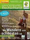Wanderbares Deutschland Jahresmagazin 2015: Wo Wandern am schönsten ist