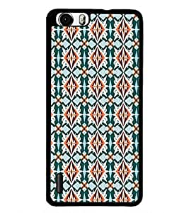 PrintDhaba Pattern D-5452 Back Case Cover for HUAWEI HONOR 6 (Multi-Coloured)