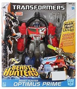 Funskool Transformers Prime Beast Hunter Voyager Assortment