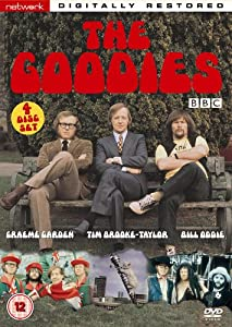 The Goodies (4 Disc BBC Box Set) [DVD]