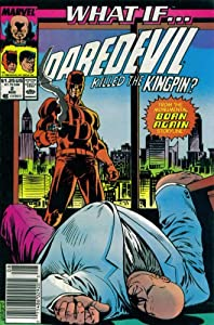 What If? #2 : What If Daredevil Killed the Kingpin? (Marvel Comics) by Danny Fingeroth and Greg Capullo